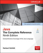 Java The Complete Reference : The Complete Reference - Herbert Schildt