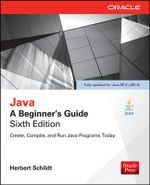 Java A Beginner's Guide - Herbert Schildt