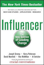 Influencer : The Power to Change Anything - Joseph Grenny