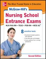 McGraw-Hills Nursing School Entrance Exams : 500 AP Human Geography Questions to Know by Test D... - Thomas  A. Evangelist