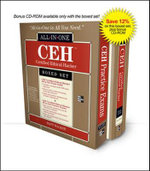 CEH Certified Ethical Hacker Boxed Set - Matt Walker