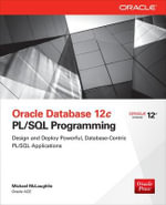 Oracle Database 12c PL/SQL Programming : Cloud Management with Appcontroller - Michael McLaughlin