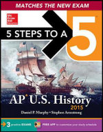 5 Steps to a 5 AP Us History, 2015 Edition - Partner Stephen Armstrong