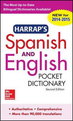 Harrap's Spanish and English Pocket Dictionary : Harrap's Dictionaries - Harrap