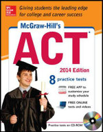 McGraw-Hill's ACT 2014 - Steven W. Dulan