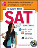 McGraw-Hill's SAT 2014 - Christopher Black
