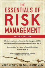 The Essentials of Risk Management - Michel Crouhy