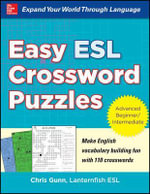Easy ESL Crossword Puzzles - Chris Gunn