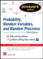 Schaum's Outline of Probability, Random Variables, and Random Processes : Schaum's Outline Series   - Hwei P. Hsu