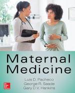 Maternal Medicine - George Saade