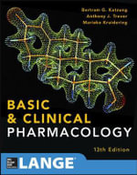 Basic and Clinical Pharmacology : 13th Edition - Bertram G. Katzung
