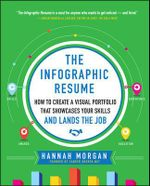 The Infographic Resume : How to Create a Visual Portfolio That Showcases Your Skills and Lands the Job - Hannah Morgan