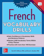 French Vocabulary Drills - David M. Stillman