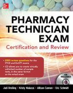 Pharmacy Technician Exam Certification and Review - Jodi Dreiling