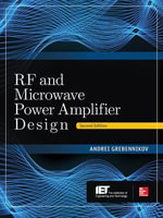 RF and Microwave Power Amplifier Design : 2nd Edition - Andrei Grebennikov