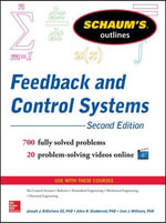 Schaum's Outline of Feedback and Control Systems : Schaum's Outlines - Joseph J. DiStefano