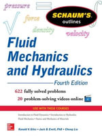 Schaum's Outline of Fluid Mechanics and Hydraulics - Cheng Liu