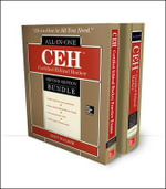 Ceh Certified Ethical Hacker Bundle, Second Edition - Matt Walker