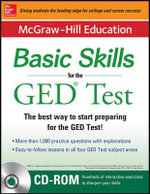 McGraw-Hill Education Basic Skills for the GED Test : 2nd Edition (Book + CD Set) - McGraw-Hill Education
