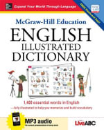 Mcgraw-Hill Education English Illustrated Dictionary - LiveABC