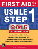 First Aid for the USMLE Step 1 2015 : First Aid USMLE - Tao Le