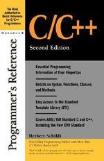 C/C++ Programmer's Reference - Herbert Schildt