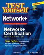 Test Yourself Network+ Certification - Syngress Media Inc