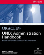 Oracle9i UNIX Administration Handbook : Oracle Press - Donald Keith Burleson