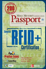 Mike Meyers' Comptia RFID+ Certification Passport - Mark Graham Brown