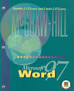 Microsoft Word 97 - Timothy J O'Leary