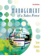 Management of a Sales Force - Rosann L. Spiro