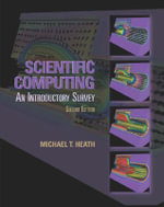 Scientific Computing : An Introductory Survey - Michael T. Heath