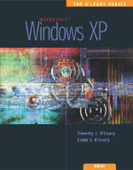 Windows XP : Brief Edition - Timothy J. O'Leary