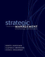 Strategic Management of Technology and Innovation : A Proven Approach to Getting Your Family to Talk, ... - Robert A. Burgelman