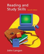 Reading and Study Skills : With Student CD-ROM - John Langan