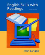 English Skills : With Readings and 2.0 Student CD-ROM - John Langan