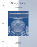 Study Guide T/A Financial Markets and Institutions : Novel Munitions and Tactics of Trench Warfare - Marcia Millon Cornett