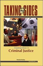 Clashing Views in Criminal Justice : Clashing Views in Criminal Justice - Thomas J. Hickey