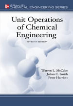 Unit Operations of Chemical Engineering - Warren L. McCabe