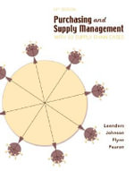 Purchasing Supply Management : with 50 Supply Chain Cases - Michiel R. Leenders