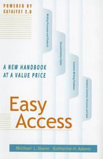 Easy Access : The Pocket Handbook for Writers - Michael L Keene