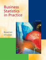 Business Statistics in Practice - Bruce L. Bowerman