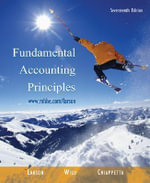 Fundamental Accounting Principles : WITH 2003 Krispy Kreme AR, TTCD - Kermit D. Larson