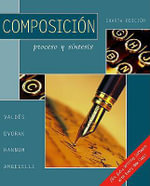MP Composicion+ Writing Software :  Proceso y Sintesis [With Sin Falta Writing Software] - Guadalupe Valdes