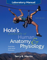 Hole's Essentials of Human Anatomy & Physiology Laboratory Manual - Terry R Martin