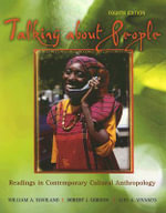Talking about People : Readings in Contemporary Cultural Anthropology - William A Haviland