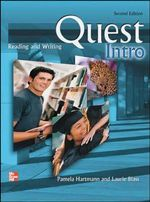 Quest Reading and Writing Intro Student Book : Quest - Pamela Hartmann