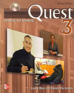 Quest : Listening and Speaking - Laurie Blass