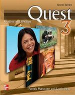 Quest: Reading and Writing 3 : Audio CD to Accompany - Laurie Blass