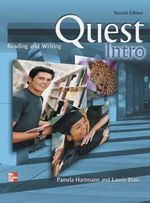 Quest: Introduction to Reading and Writing : Audio CD to Accompany - Laurie Blass